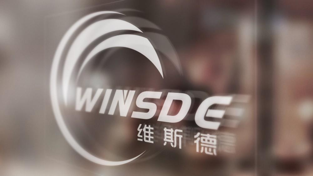维斯德logo设计