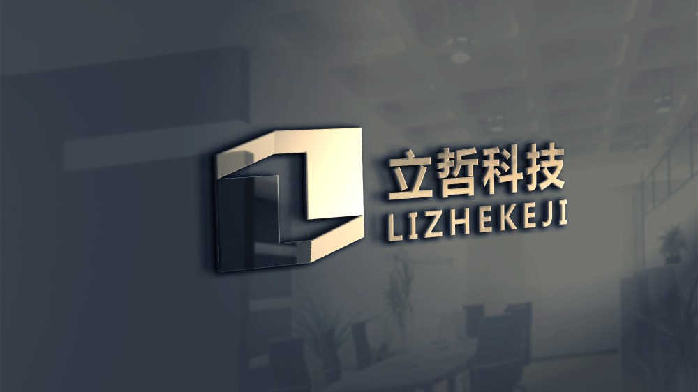 杭州立哲科技有限公司标志设计
